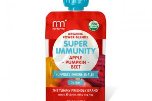 Power Blends Super Immunityapple + pumpkin + beet