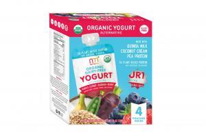 Dairy Free Yogurt Alternativepurple carrot + banana + berry