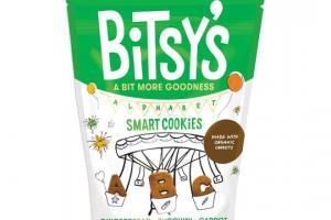 Gingerbread Zucchini Carrot Smart Cookies