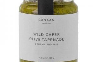Wild Caper Olive Tapenade
