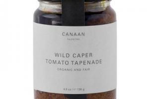 Wild Caper Tomato Tapenade
