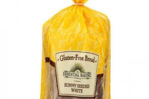 Gluten-Free Sunny Seeded White Bread
