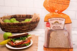 Gluten-Free Deli Slice Multigrain Bread