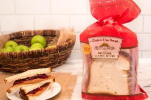 Gluten-Free Deli Slice White Bread