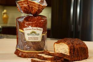 Gluten-Free Super Seeded Multi-Grain Bread