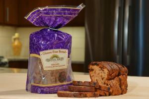 Gluten-Free Cinnamon-Raisin Bread