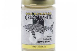 Organic Great White Honey