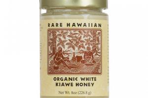 Organic White Kiawe Honey