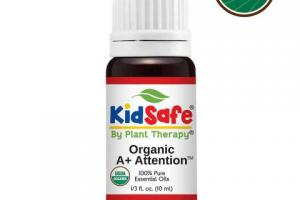 A+ Attention KidSafe Organic Essential Oil
