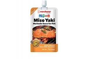 Miso Yaki Marinade Sauce For Fish