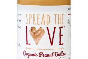 Organic Peanut Butter - Naked