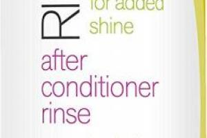 After Conditioner Rinse, Lemon