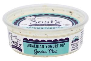 Armenian Yogurt Dip Spinach Jalapeno