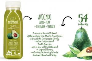 Avocado Fruit Juice