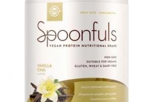 Spoonfuls Vegan Powder Vanilla Chai