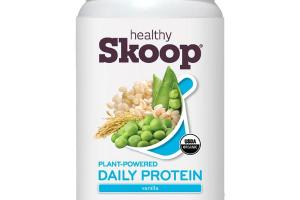 Daily Protein with Brown Rice and Pea Protein - Vanilla