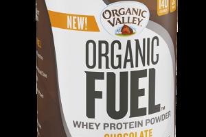 Chocolate Organic Fuel Protein Powder