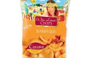 Cassava Chips - Barbeque