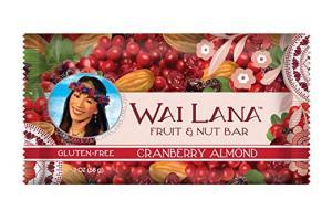 Cranberry Almond - Fruit & Nut Bar