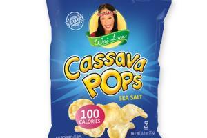 Cassava Pops - Sea Salt