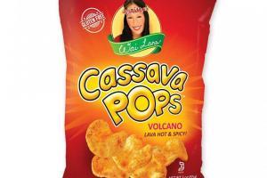 Cassava Pops - Volcano