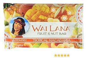 Tropical Macadamia - Fruit & Nut Bar