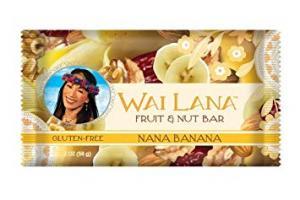 Nana Banana - Fruit & Nut Bar