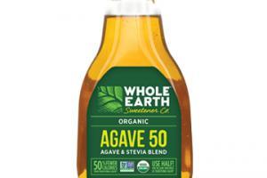 Organic Agave 50 Agave & Stevia Blend