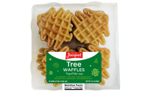Tree-shaped Waffles