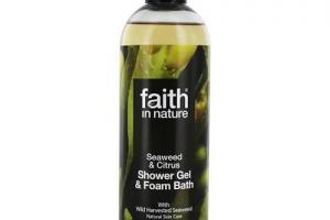 Seawood & Citrus Shower Gel & Foam Bath