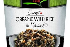 Floating Leaf Organic Wild Rice