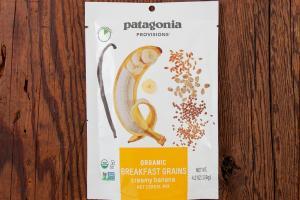 Organic Creamy Banana Hot Cereal Mix