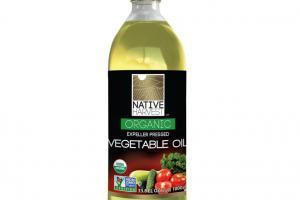 Expeller Pressed Vegetable Oil