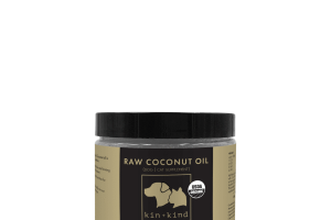 Raw Coconut Oil (dog|cat skin and coat supplement)