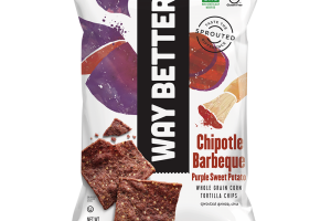 Chipotle Barbeque - Whole Grain Corn Tortilla Chips