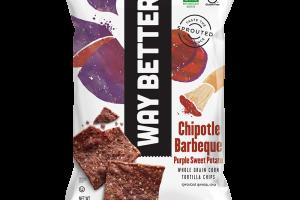 Chipotle Barbeque - Whole Grain Corn Tortilla Chips