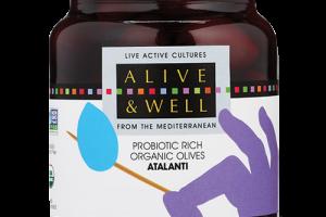 ATALANTI - Organic Olives