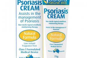 Psoriasis Cream With Manuka Honey