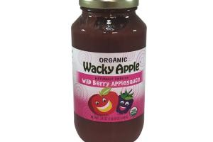 Wild Berry Applesauce
