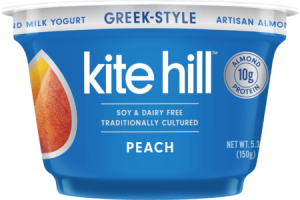 Greek Style Yogurt - Peach