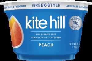 Greek Style Yogurt - Peach