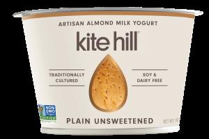 Artisan Almond Milk Yogurt - PLAIN UNSWEETENED