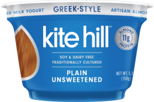 Artisan Almond Milk Yogurt - Greek Style - PLAIN UNSWEETENED