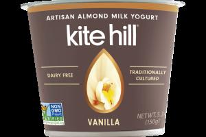 Artisan Almond Milk Yogurt - Vanilla