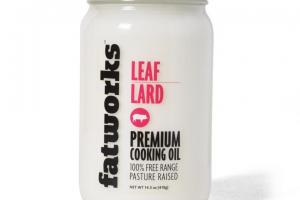 Pasture Raised Leaf Lard