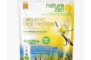 Organic Proteins Tahitian Vanilla - 90%