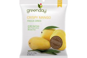 Crispy Mango Freeze Dried