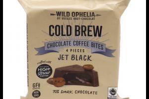 JET BLACK - Chocolate Coffee Bites