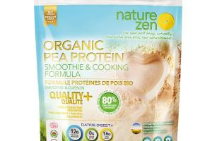Organic Pea Protein Smoothie & Cooking Formula