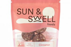 Fruit & Nut Bites - Cinnamon